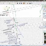 Captura de pantalla JOSM con FieldPapers
