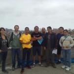 Equipo de la Mapping Raymi